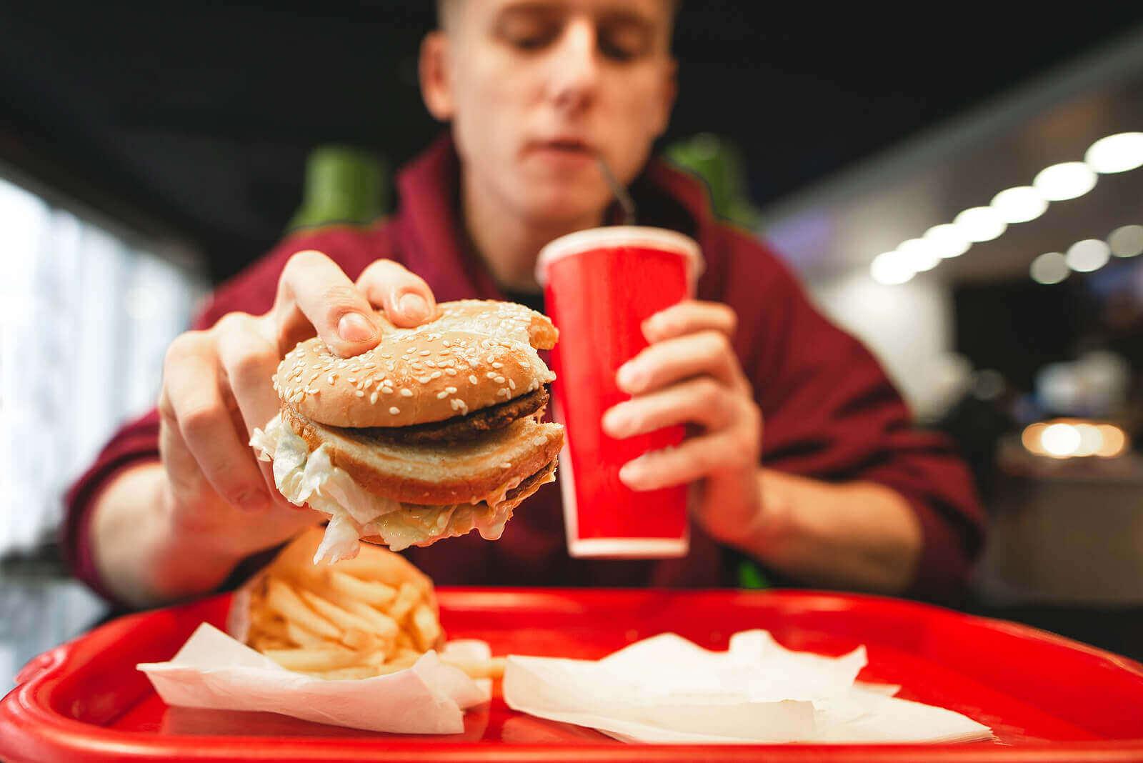 Sunne oppskrifter på fast food for tenåringer