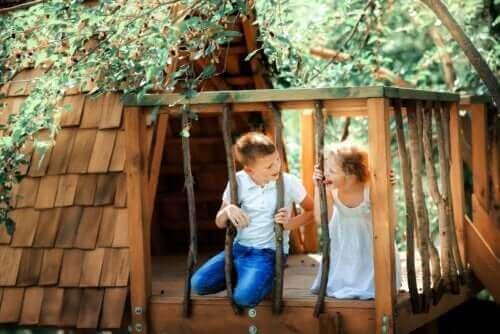 Foreldres guide til grovmotorisk utvikling