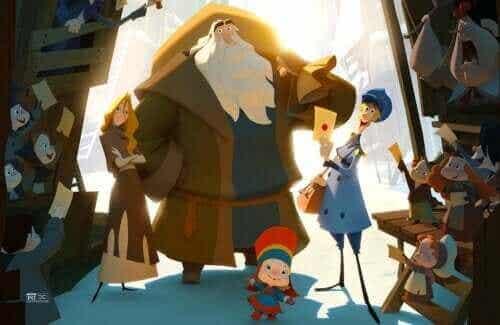 Klaus: En animasjonsfilm med et veldig viktig budskap