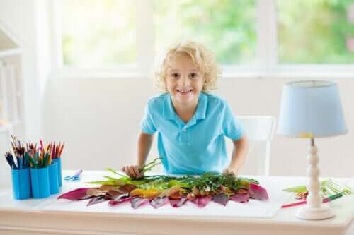 Morsomme aktiviteter for å lære om planter