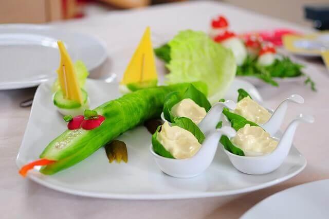 Ideer for å få barn til å spise grønnsaker