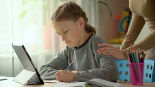 Hvorfor noen barn prøver hardere enn andre