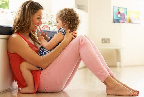 Hvordan husker mødre alt?