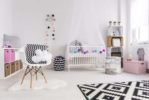 6 typer klesoppbevaring for babyer