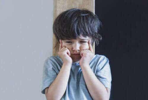 Internaliserende og eksternaliserende symptomer hos barn