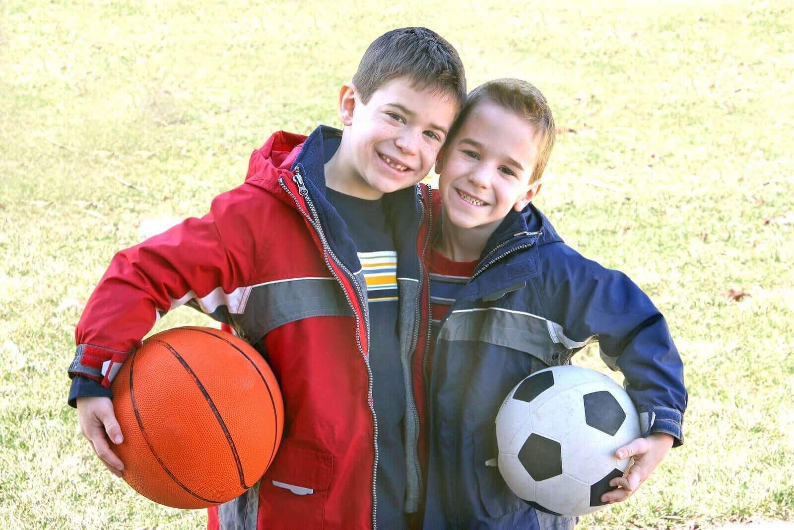 Den beste sporten for barn