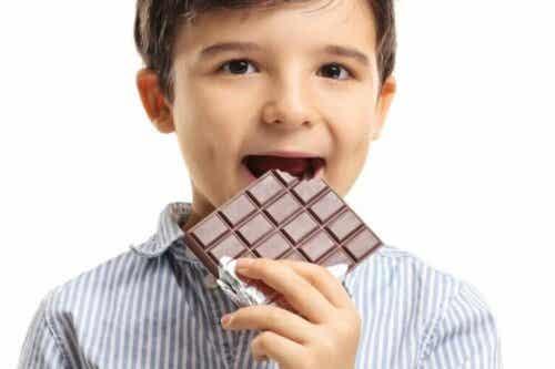Hvordan forebygge kostholdsproblemer hos barn