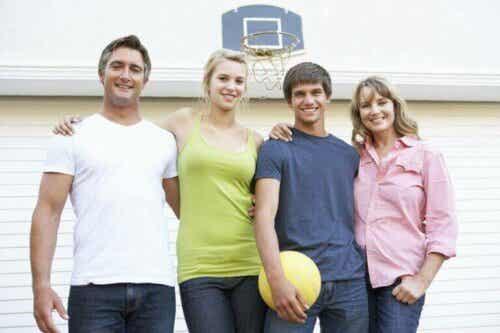 Idretter som passer for hele familien