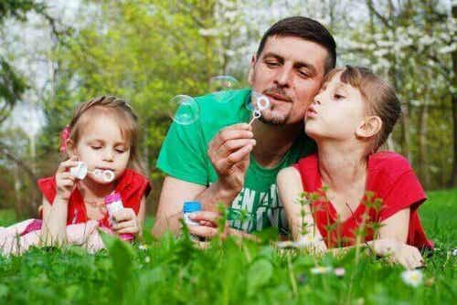 Sommeraktiviteter for foreldre og barn
