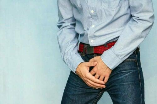 Stramt undertøy og fertilitet hos menn