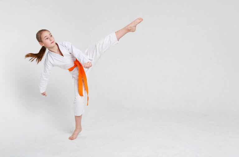 Fordelene med kampsport for barn
