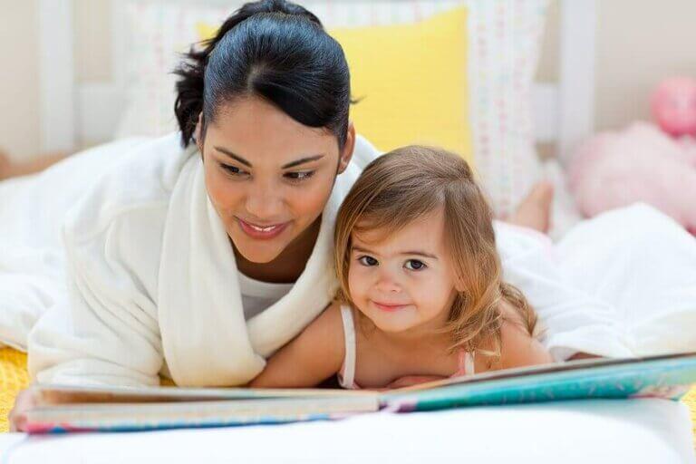 Hvordan jobbe med barns følelser gjennom historier