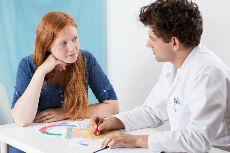 Din datters første besøk hos gynekologen
