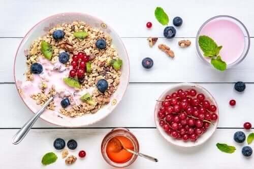 Hvilke matvarer bidrar til å øke konsentrasjonen hos barn