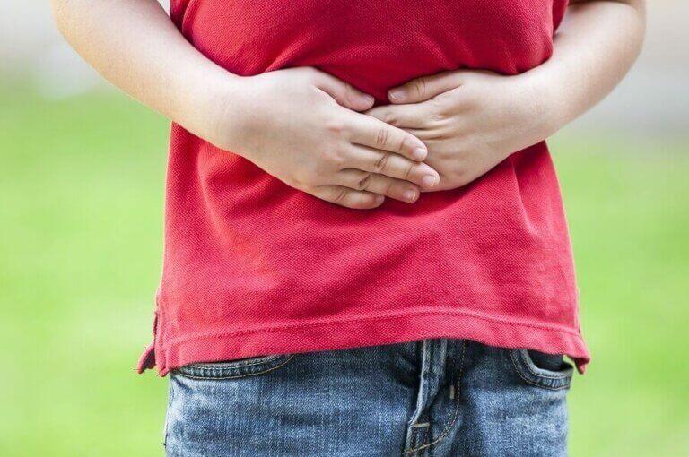 Irritabel tarm og fordøyelsesplager hos barn