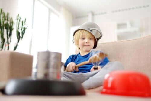 Finn ut hvordan du kan stimulere barns intelligens
