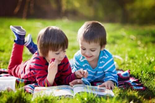 Barnebøker om verdien av vennskap