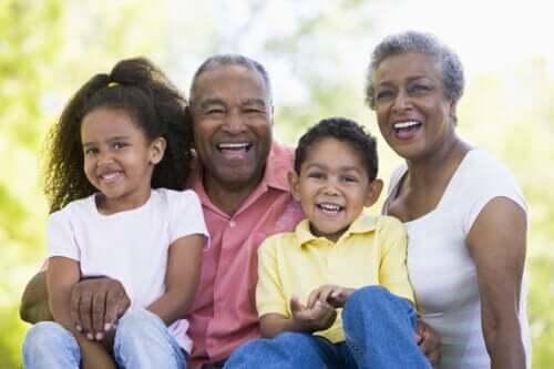 Lær barna dine å respektere de eldre