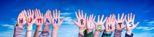 Ressurser for undervisning i menneskerettigheter for barn