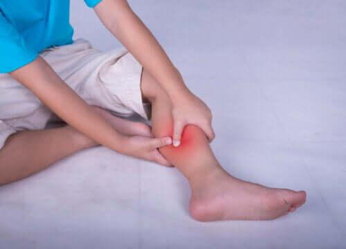 De vanligste muskelsmerter og smerter hos barn