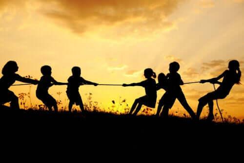 Sommerleker og aktiviteter for barn
