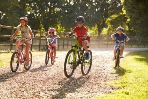 De 4 beste idrettene for barn med ADHD