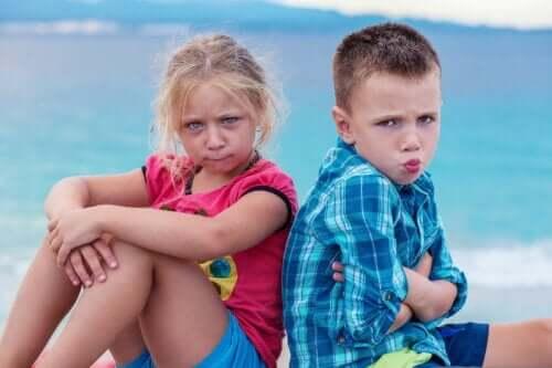 9 trinn for å hjelpe barn å løse konflikter