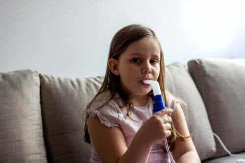 Respiratorisk fysioterapi hos barn