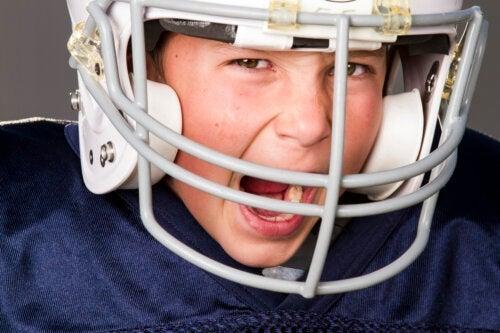 Hva er sports-sinne og hvordan påvirker det barn?