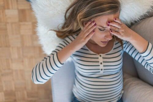 Naturlige behandlinger mot hodepine under graviditet