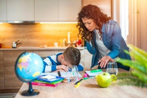 Barnet mitt mister alt: Hvordan kan jeg hjelpe?