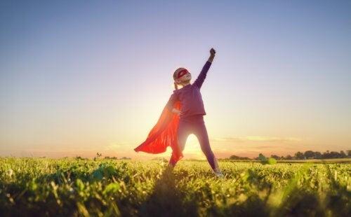 Hvordan lære barn å overvinne utfordringer